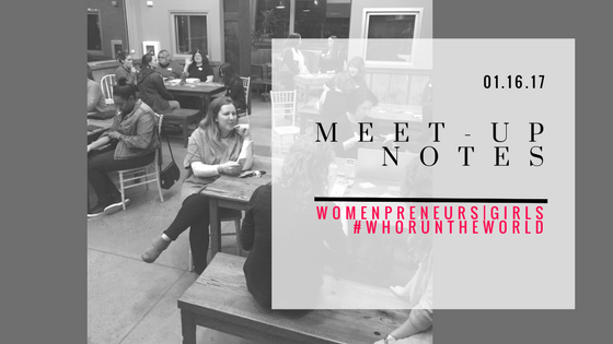 The notes from January's meeting are posted on the blog. If you missed this mastermind meeting, then you MUST check out Amanda's notes. We talked about setting REAL goals that are achievable, realistic, and hold great value for long-term success.